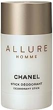 Chanel Allure Homme - Desodorante stick  — imagen N1