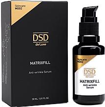Perfumería y cosmética Sérum facial antiarrugas con colágeno y ácido hialurónico - Simone DSD De Luxe Matrixfill Anti-wrinkle Serum