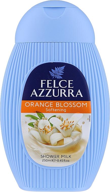 Leche de ducha con aroma a flores de naranja - Felce Azzurra Shower-Gel