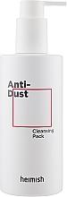Perfumería y cosmética Gel limpiador facial con glicerina & extracto de centella asiática - Heimish Anti-Dust Cleansing Pack