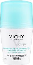 Perfumería y cosmética Desodorante roll-on antitranspirante, sin alcohol - Vichy 48 Hr Anti-Perspirant Treatment