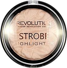 Perfumería y cosmética Iluminador facial estroboscópico - Makeup Revolution Strobe Highlighters Radiant Lights