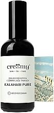 Perfumería y cosmética Aceite facial desmaquillante con aroma a mazapán y almendras - Creamy Kalahari Pure