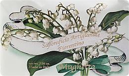 Perfumería y cosmética Jabón artesanal perfumado con aroma a lirio de los valles - Saponificio Artigianale Fiorentino Lily Of The Valley