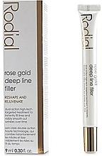 Perfumería y cosmética Loción reparadora antiarrugas - Rodial Rose Gold Deep Line Filler
