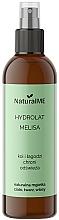 Perfumería y cosmética Agua natural de melisa en spray - NaturalMe Hydrolat Melissa
