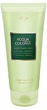 Perfumería y cosmética Maurer & Wirtz 4711 Acqua Colonia Blood Orange & Basil - Gel de ducha perfumado