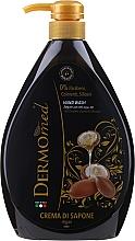 Perfumería y cosmética Crema de jabón con aceite de argán - Dermomed Cream Soap Argan Oil