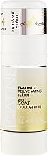 Perfumería y cosmética Sérum facial rejuvenecedor con calostro de cabra - Le Chaton Platine Skin Rejuvenating Serum With Goat Colostrum Platinum