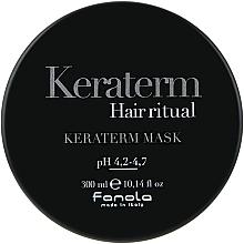 Perfumería y cosmética Mascarilla para cabello tratado con karité - Fanola Keraterm Mask