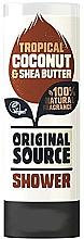 Perfumería y cosmética Gel de ducha de aceite de karité y coco - Original Source Coconut & Shea Butter Shower Gel