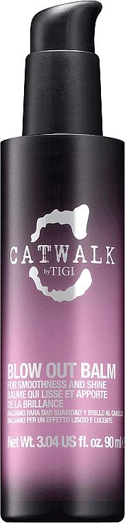 Acondicionador para brillo y suavidad - Tigi Catwalk Sleek Mystique Blow Out Balm — imagen N1