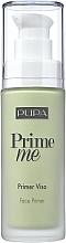 Perfumería y cosmética Corrector facial antirojeces - Pupa Prime Me Corrective Anti-Redness Face Primer