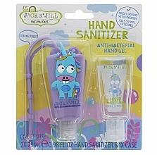 Perfumería y cosmética Set gel higienizante de manos antibacteriano sin alcohol, unicornio - Jack N' Jill Hand Sanitizer (Unicorn)