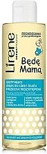 Perfumería y cosmética Aceite para cuerpo y pecho de aguacate, almendras & soja, alga dorada y vitamina E - Lirene Mama Stretch Marks Oil
