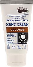 Perfumería y cosmética Crema de manos con aceite de coco - Urtekram Hand Cream Coconut