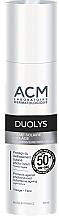 Perfumería y cosmética Crema facial protectora solar antiedad SPF 50+ - ACM Laboratoire Duolys Anti-Aging Sunscreen Cream SPF 50+