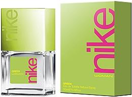 Perfumería y cosmética Nike Green Woman Nike - Eau de toilette