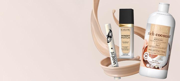 Rebajas del 10% en toda la gama de productos Eveline Cosmetics. Los precios indicados tienen el descuento aplicado