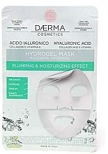Perfumería y cosmética Mascarilla facial de hidrogel hidratante con ácido hialurónico - Daerma Cosmetics Hyaluronic Acid Hydrogel Mask