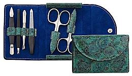 Perfumería y cosmética Kit de manicura, 6 piezas - DuKaS Premium Line PL 213FZZ