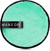 """Perfumería y cosmética Esponja limpiadora facial color menta """"My Cookie"""" - MakeUp Makeup Cleansing Sponge Mint"""