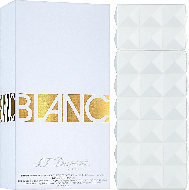Dupont Blanc Pour Femme - Eau de parfum — imagen N2