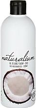 Perfumería y cosmética Gel de ducha & baño hidratante con coco - Naturalium Bath And Shower Gel Coconut
