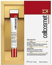 Perfumería y cosmética Bálsamo celular rellenador para arrugas y labios con extractos celulares estabilizados (10 %) - Cellcosmet Cellfiller-XT