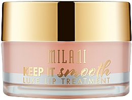 Perfumería y cosmética Tratamiento labial con manteca de karité y seis aceites hidratantes - Milani Keep It Smooth Luxe Lip Treatment