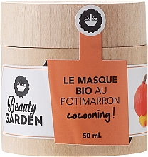 Perfumería y cosmética Mascarilla facial con extracto de calabaza y cera alba - Beauty Garden Pumpkin Face Mask