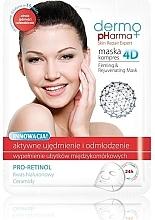 Perfumería y cosmética Mascarilla facial rejuvenecedora & reafirmante - Dermo Pharma Skin Repair Expert Firming Rejuvenating Mask 4D