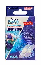 Perfumería y cosmética Tiritas invisibles resistentes al agua - Ntrade Active Plast First Aid Waterproof Plasters