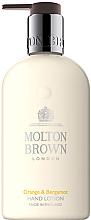 Perfumería y cosmética Molton Brown Orange & Bergamot Hand Lotion - Loción de manos