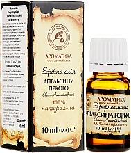 Perfumería y cosmética Aceite esencial de naranjo amargo - Aromatika