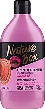 Perfumería y cosmética Acondicionador con aceite de almendras prensado en frío - Nature Box Almond Oil Conditioner