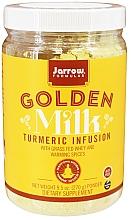 Perfumería y cosmética Complemento alimenticio infusión de cúrcuma con leche dorada - Jarrow Formulas Golden Milk Turmeric Infusion