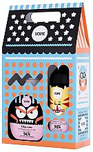 Perfumería y cosmética Set infantil regalo - Yope Kids Gift Set (jabón de manos líquido/400ml + gel de ducha/400ml)