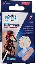 Perfumería y cosmética Tiritas hipoalergénicas - Ntrade Active Plast First Aid For Active People Patches