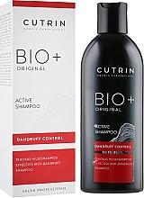 Perfumería y cosmética Champú anticaspa con extracto de enebro - Cutrin Bio+ Original Active Shampoo