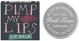 Perfumería y cosmética Bálsamo labial natural - Bath House Sugar Fruits Balm