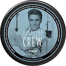 Perfumería y cosmética Cera fibrosa de fijación fuerte con brillo suave y efecto mate - American Crew Classic Fiber