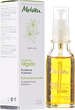 Perfumería y cosmética Aceite de ajenuz - Melvita Huiles De Beaute Nigella Oil