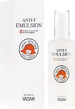 Perfumería y cosmética Emulsión facial calmante antibacteriano con extracto de opuntia y aloe vera - Yadah Anti-T Emulsion