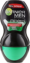 Roll-on desodorante - Garnier Mineral desodorante Extreme — imagen N1