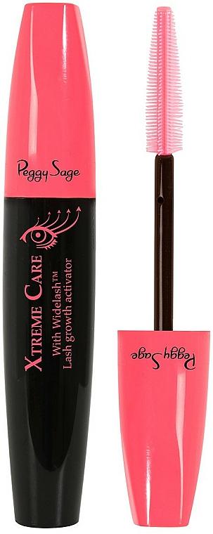 Máscara de pestañas con complejo vitamínico - Peggy Sage XtremeCare Mascara