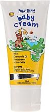 Perfumería y cosmética Crema pañal con aceite de camomila y óxido de zinc - Frezyderm Baby Cream