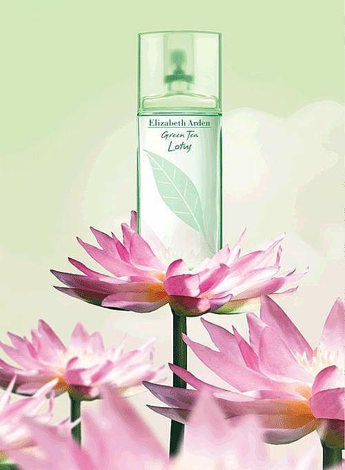 Elizabeth Arden Green Tea Lotus - Eau de toilette spray — imagen N3