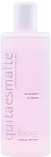 Perfumería y cosmética Quitaesmalte de uñas - Broaer Polish Remover Acetone Free