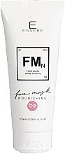 Perfumería y cosmética Mascarilla facial nutritiva con arcilla y aceite de cáñamo, vegana - Essere FMn Hemp & Clay Face Mask